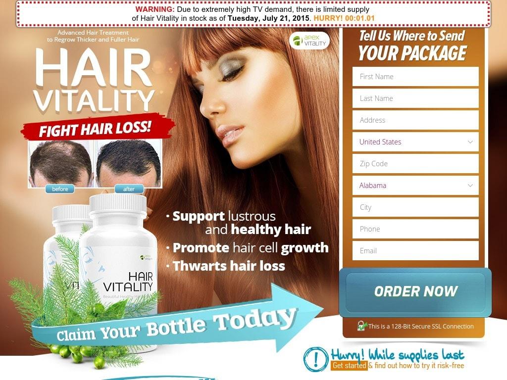 Apex Hair Vitality