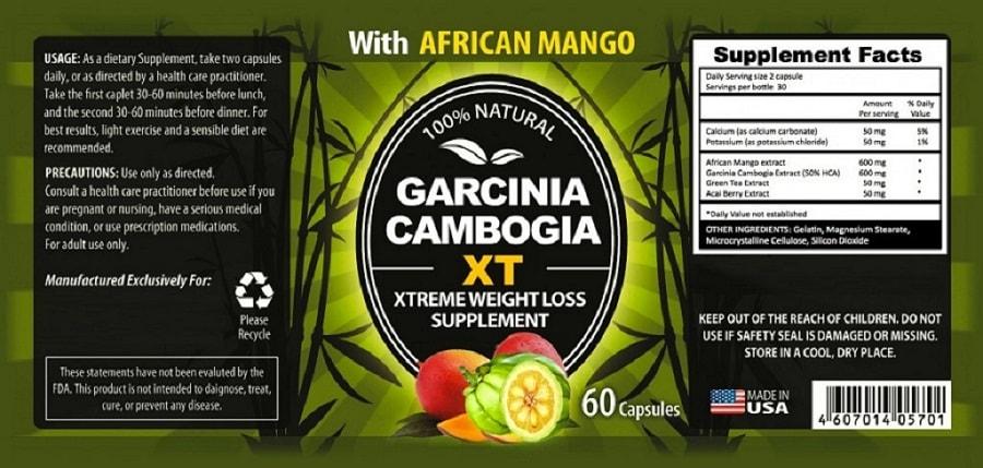 get Garcinia xt