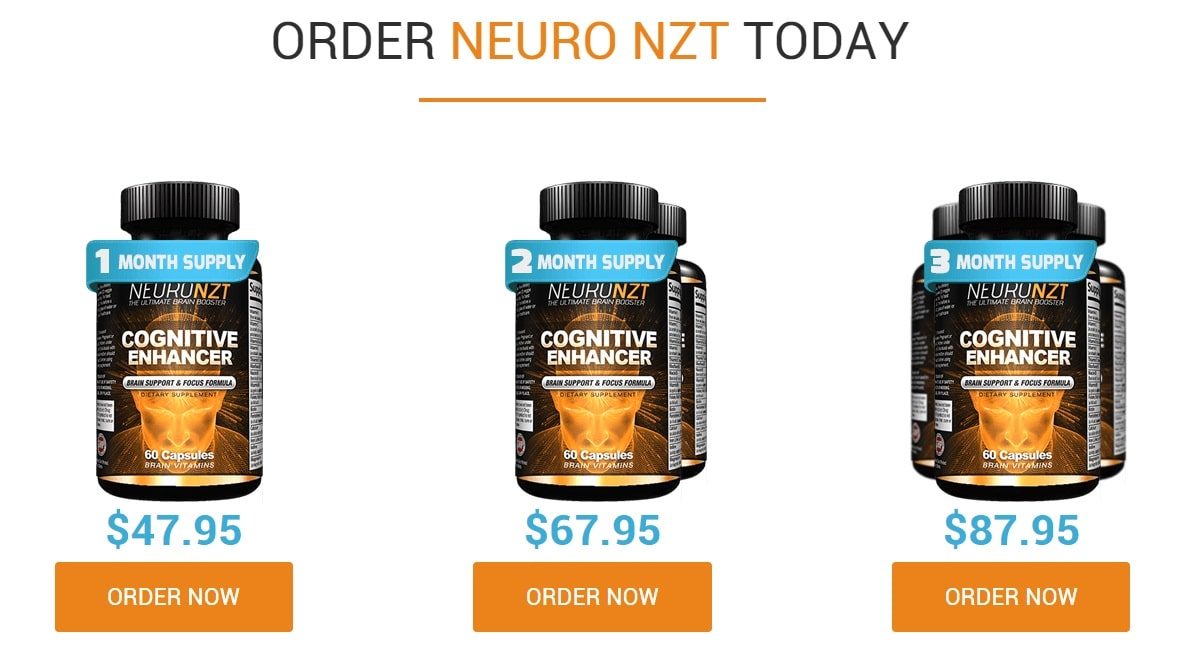 neuro nzt packages