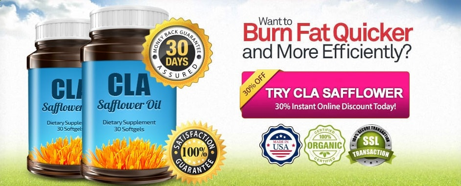 CLA Safflower Oil | Is It Safe? A Fat Can Help To Lose