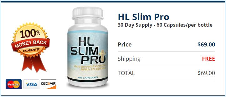 hl Slim pro order now