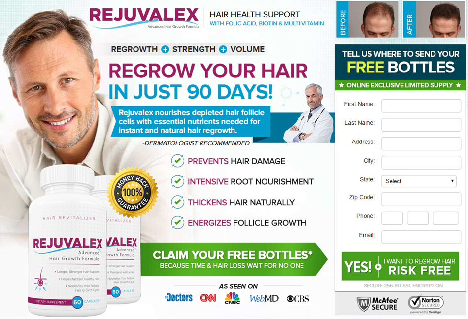 Rejuvalex Review Updated 2018 Read Side Effects Benefits