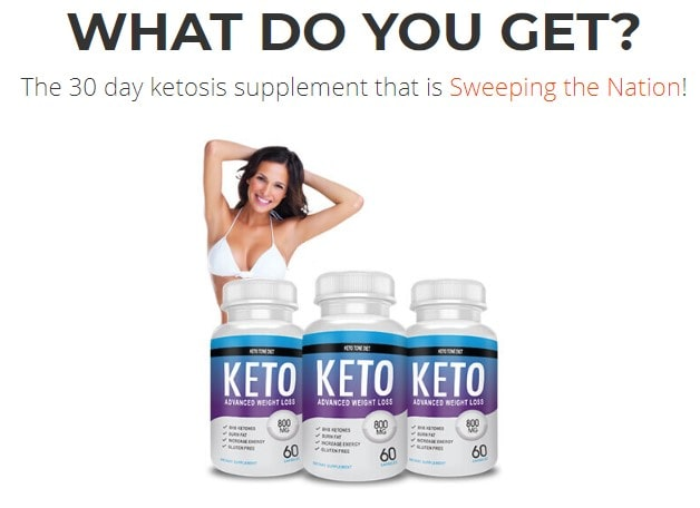 Keto tone Diet Weight Loss