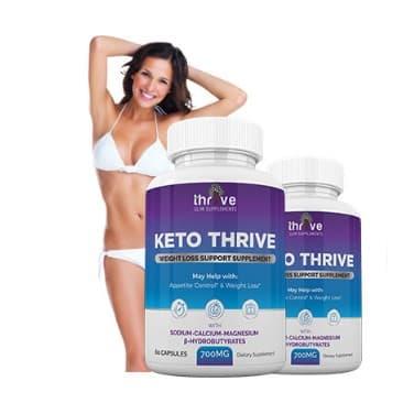 Keto thrive supplement