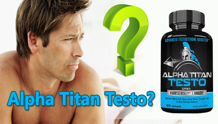 what is alpha titan testo