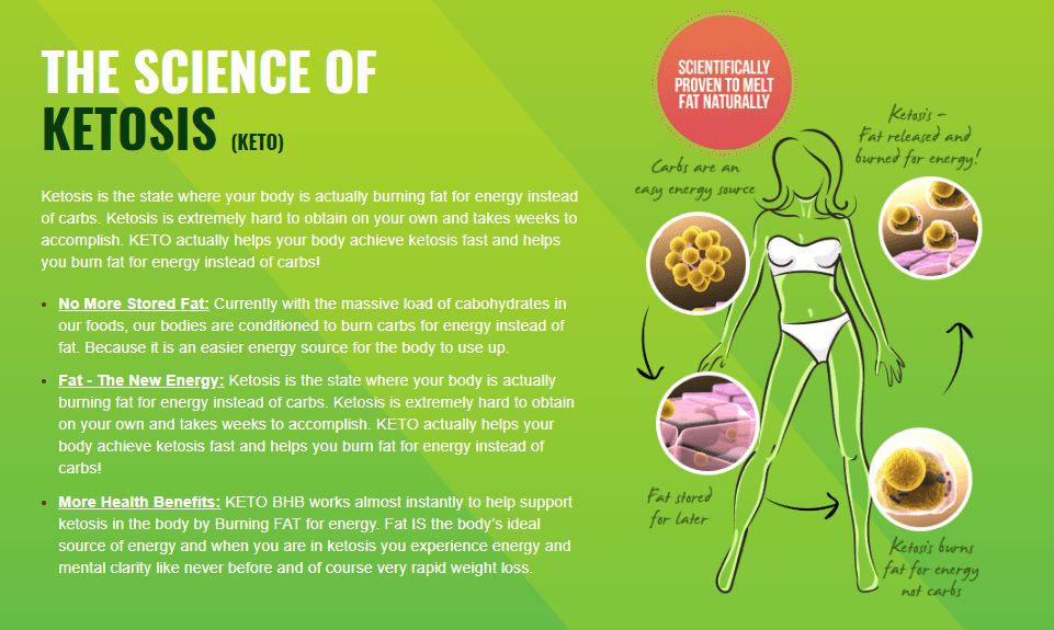 benefits of keto pure diet