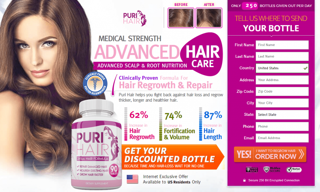 Buy Here Puri Hair