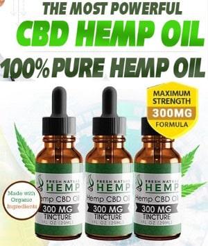 Pure CBD Hem Oil
