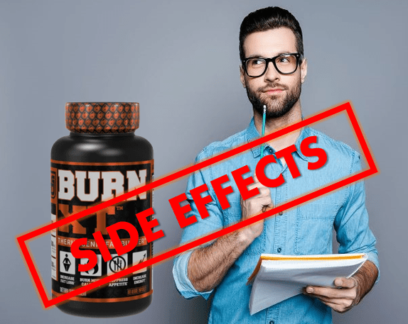 side effects of burn xt